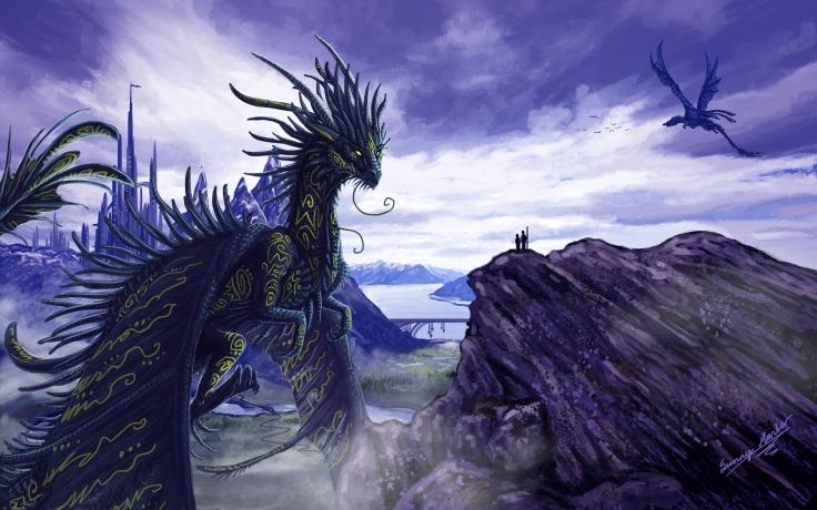 Cette image a un attribut alt vide; le nom du fichier est art-dragons-falaise-rocher-gens-ville-rivic3a8re-pont.jpg
